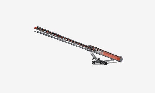 Telestacker Conveyor
